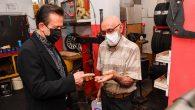 Tuzla'nın Geri Dönüşüm Amcasına Başkan Yazıcı'dan Ziyaret