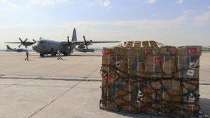 Türkiye'den Tunus'a yardım eli