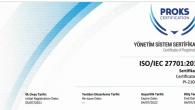 Tuzla Belediyesi'ne ISO 27701 Gizlilik Bilgileri Yönetim Sistemi Belgesi