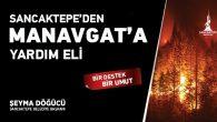Sancaktepe Belediyesi Manavgat için TEK YÜREK