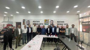 Mustafa Mizbah Taysı, SUBESO Başkanlık Adaylığını Açıkladı