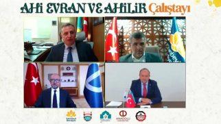 Sultanbeyli'de Ahi Evran ve Ahilik Çalıştayı Düzenlendi