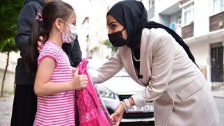 Tuzlalı Çocukların Okul Çantası Ve Kırtasiye Malzemeleri Gönül Elleri'nden