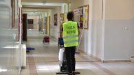 Tuzla'da Yüz Yüze Eğitime Öncesi Okullar Temizlendi