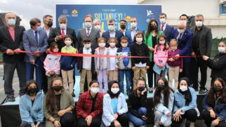 Sultanbeyli'de 4007 TÜBİTAK Bilim Şenlikleri Başladı