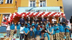 Sultanbeyli'de İlk Ders Zili Çaldı