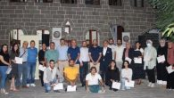 Diyarbakır'da yazarların ve şairlerin kurduğu dernek 8 yaşında!