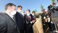 Sultanbeyli'de Vizyon Proje Millet Bahçesi Hayata Geçiyor